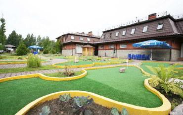 圣彼得堡酒店公寓住宿:K维兹特度假村