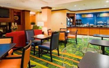 奥斯汀酒店公寓住宿:北奥斯汀/帕默大道费尔菲尔德套房公寓