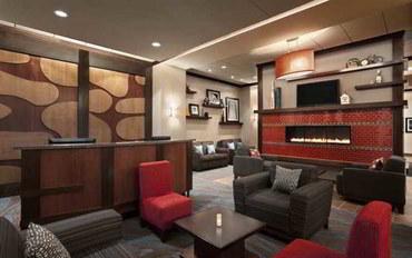 麦迪逊酒店公寓住宿:汉普顿麦迪逊市中心套房