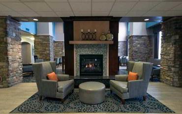 科罗拉多斯普林斯酒店公寓住宿:汉普顿套房科罗拉多斯普林斯-空军学院I-25北