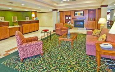 俄克拉何马城酒店公寓住宿:爱德蒙万豪费尔菲尔德客栈及套房