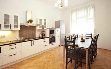 布拉格酒店公寓住宿:布拉格市中心独家公寓