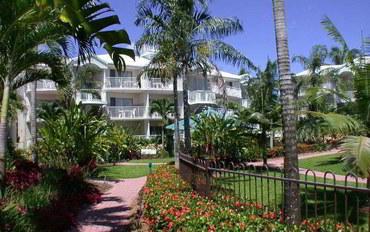 凯恩斯(昆士兰州)酒店公寓住宿:芦苇凯恩斯海滩度假村