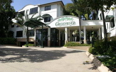凯恩斯(昆士兰州)酒店公寓住宿:凯恩斯格罗夫納公寓