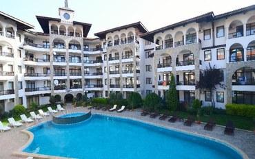 布尔加斯酒店公寓住宿:瑟弗瑞娜公寓