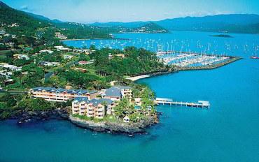 大堡礁酒店公寓住宿:珊瑚海度假村