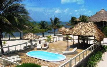 安伯格里斯岛酒店公寓住宿:异小学岛海滩渡假村