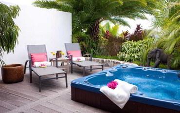 库拉索岛酒店公寓住宿:奥伊斯豪华渡假村