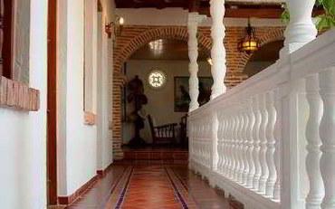 卡塔赫纳酒店公寓住宿:卡萨巴卢阿特公寓
