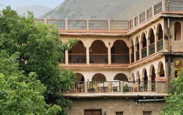 马拉喀什酒店公寓住宿:达伊姆利勒度假村