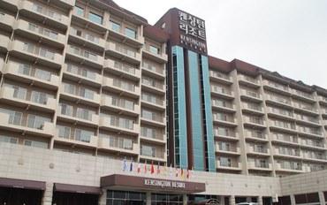 釜山酒店公寓住宿:忠州肯辛顿度假村