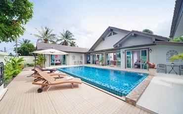 普吉岛酒店公寓住宿:Naiyang五卧室别墅,Nai Yang海滩附近,坐拥私家泳池的度假别墅