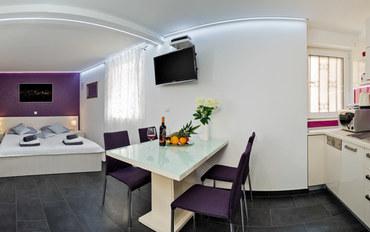 斯普利特酒店公寓住宿:迪沃科尔斯民宿