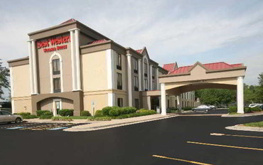 格林斯博罗酒店公寓住宿:最佳西方温莎套房