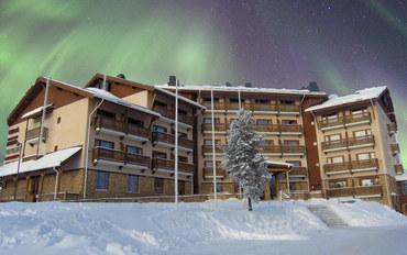 萨利色尔卡酒店公寓住宿:图恩图瑞圣诞度假村