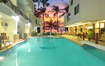 长滩岛酒店公寓住宿:长滩岛海洋俱乐部海滩度假村