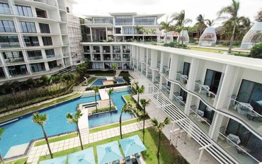 长滩岛酒店公寓住宿:长滩岛林德度假村