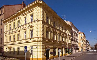 布拉格酒店公寓住宿:布拉格阿芒德蒙特公寓