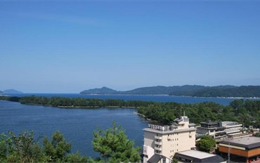 京都酒店公寓住宿:天桥立日式旅馆