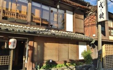 奈良酒店公寓住宿:戎馆