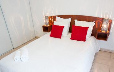 波尔多酒店公寓住宿:梅里尼亚克全套房公寓