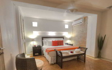 卡塔赫纳酒店公寓住宿:卡萨卡纳巴尔公寓