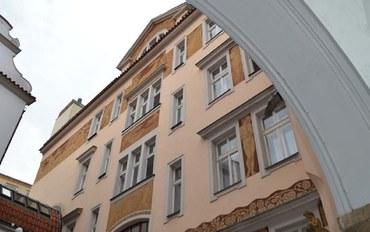 布拉格酒店公寓住宿:老城区住宅
