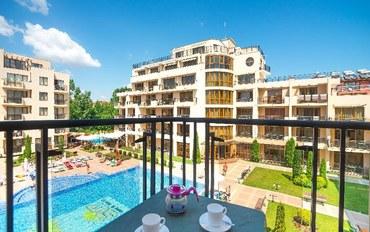 布尔加斯酒店公寓住宿:TSB晴朗胜利公寓