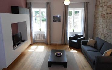 布拉格酒店公寓住宿:布拉格中心MH公寓