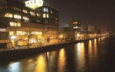 岛根酒店公寓住宿: 大桥馆