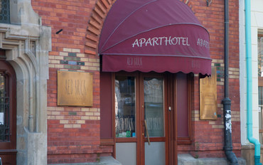 克拉科夫酒店公寓住宿:红砖公寓