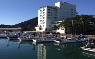 岛根酒店公寓住宿:隐岐广场酒店