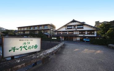 岛根酒店公寓住宿:千代之汤温泉旅馆