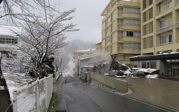 宫城酒店公寓住宿:鸣子酒店