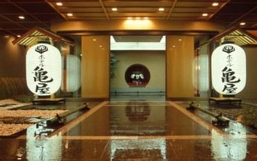 宫城酒店公寓住宿:龟屋酒店