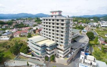 宫城酒店公寓住宿:气仙沼太阳海洋酒店 观洋