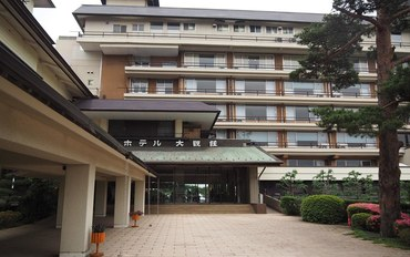 宫城酒店公寓住宿:大观庄酒店