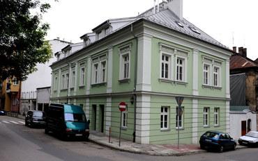 克拉科夫酒店公寓住宿:南岸商务水晶套房公寓