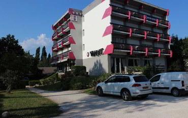 格勒诺布尔酒店公寓住宿:威兰克特因特尔别墅