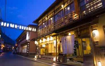 奈良酒店公寓住宿:宿 花屋德兵卫