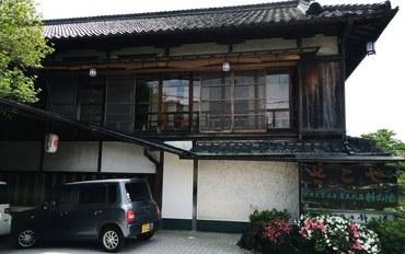 奈良酒店公寓住宿:萨卡亚酒店