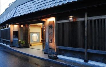 奈良酒店公寓住宿:吉野庄 汤川屋