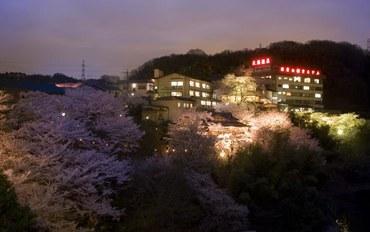 奈良酒店公寓住宿:信贵山观光酒店
