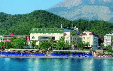 凯麦尔酒店公寓住宿:安科拉海滩度假村