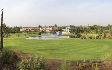 马拉喀什酒店公寓住宿:高尔夫公寓