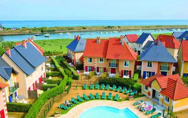 多维尔酒店公寓住宿:吉列姆港皮埃尔度假公寓