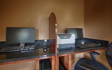 梅肯县酒店公寓住宿:梅肯贝斯特韦斯特套房精品公寓
