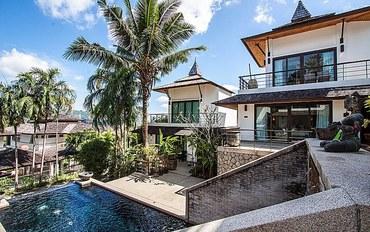 普吉岛酒店公寓住宿:两卧室度假屋出租设施齐备