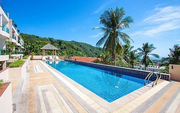 普吉岛酒店公寓住宿:卡塔海景超大3卧室公寓