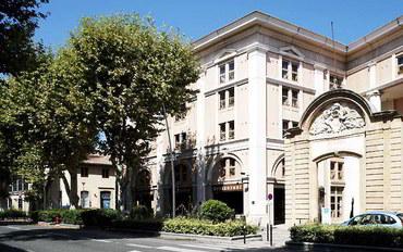 普罗旺斯地区艾克斯酒店公寓住宿:奥达莱斯阿特里厄姆公寓